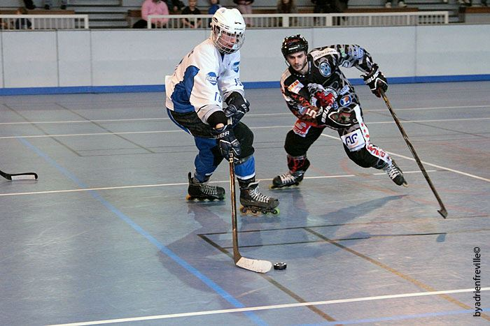 Equipe Elite Garges - match contre Rethel - Photo Adrien Fréville