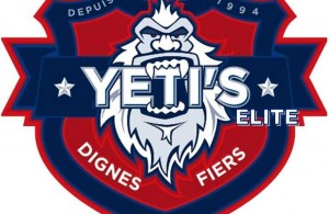 Grenoble Yeti's Ligue Elite
