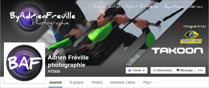 Photographes - Page Facebook Adrien Fréville