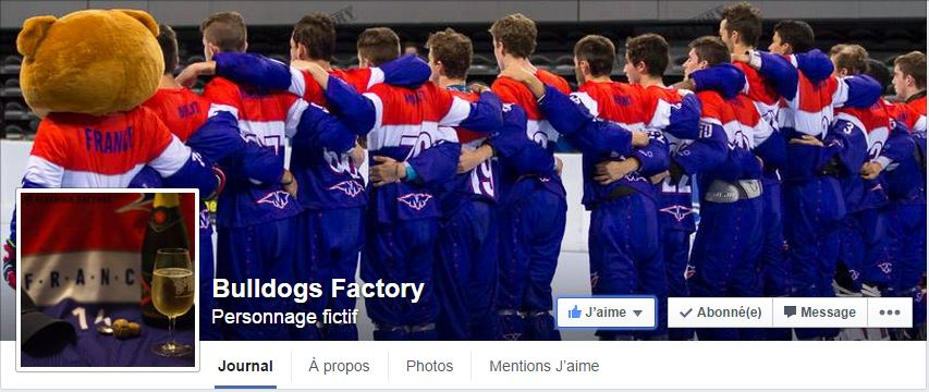 Photographes - Page Facebook Bulldogs Factory