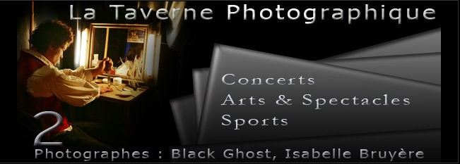 Photographes - site web Denis Blackghost