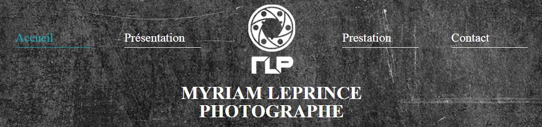 Photographes - site web Myriam Leprince