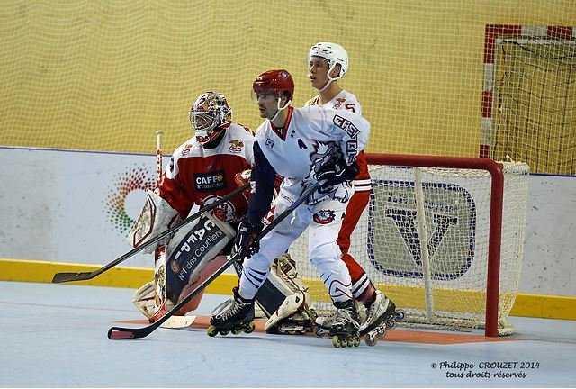 match Grenoble Amiens - Photo Philippe Crouzet