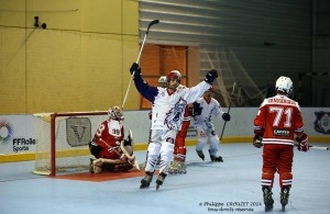 Matthew Garb - Grenoble vs Amiens - Photo Philippe Crouzet