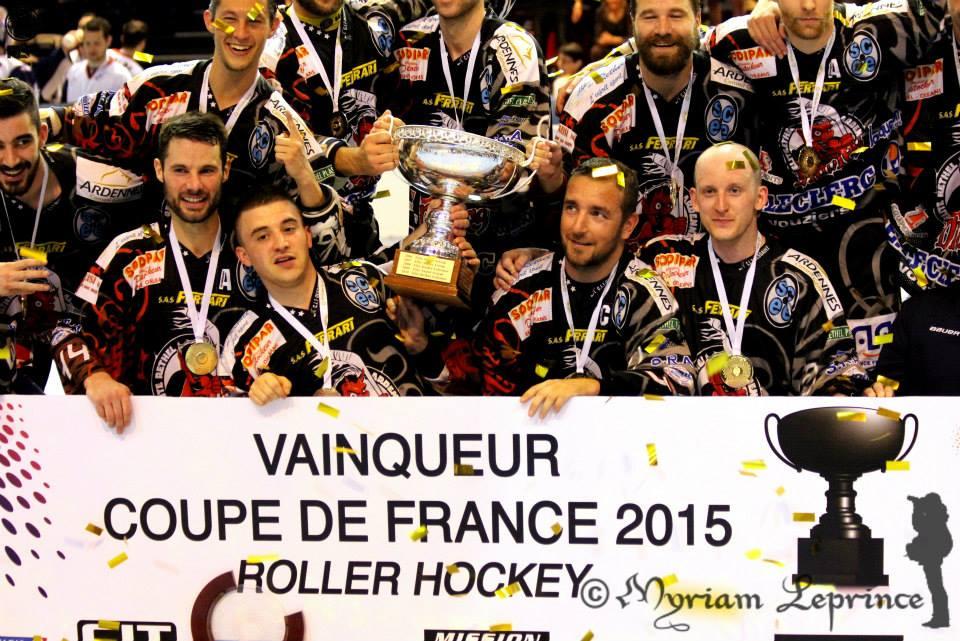 Coupe de France 2015 - Photo Myriam Leprince