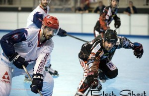 Rethel Grenoble -play offs - Photo Denis Black Ghost