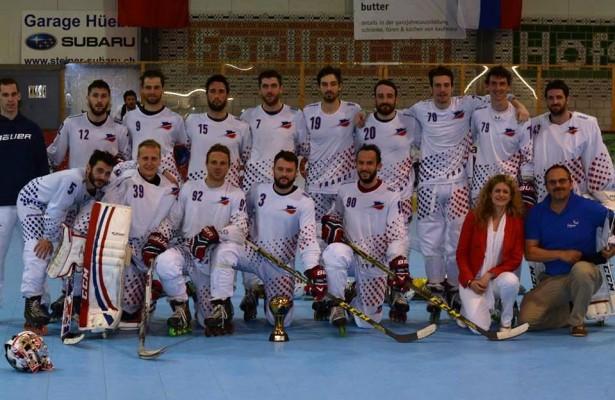 Team France 2015 - Photo Inline Hockey Schweiz