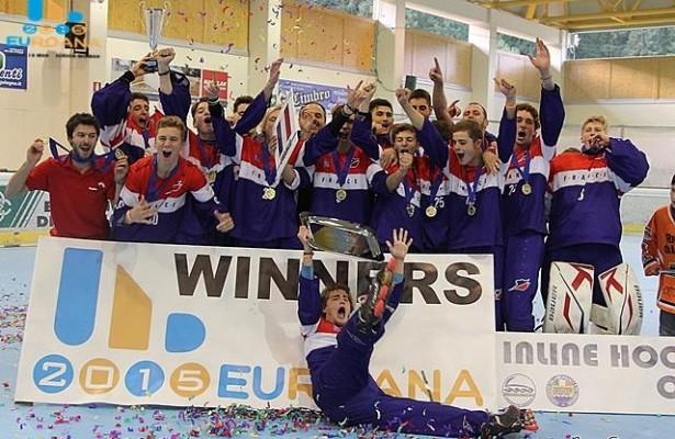 EuropaCup U18 Champions