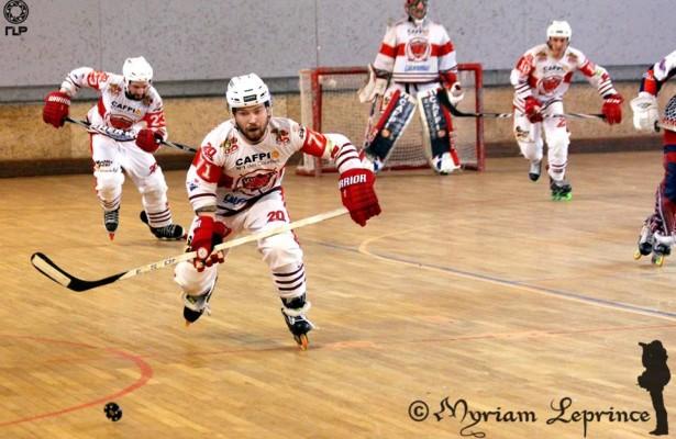 Gordon Chasseriaux - Amiens - photo Myriam Leprince
