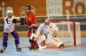 France Suisse junior - Rosario 2015
