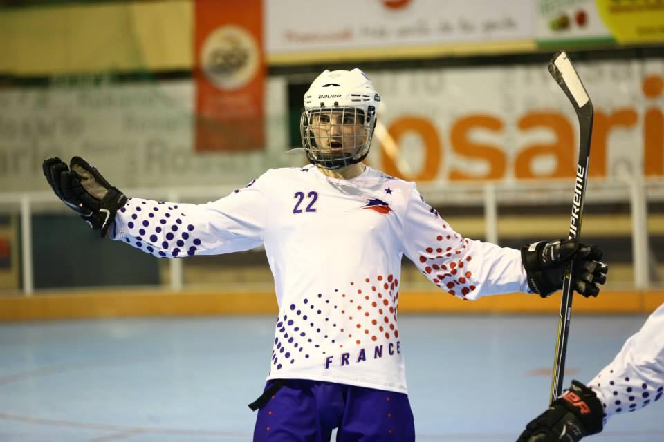 Yves Perrot - Equipe de France junior - Nice